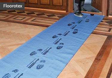 Spillproof Floor Carpet Protection Padding | Breathable large image 13