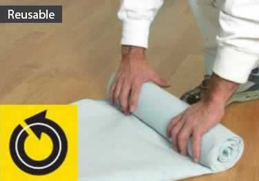 Spillproof Floor Carpet Protection Padding | Breathable   large image 4
