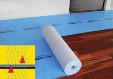 Spillproof Floor Carpet Protection Padding | Breathable large image 6