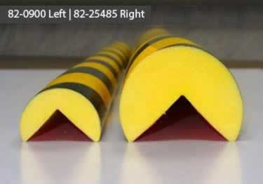 American Permalight Foam Bumper Corner Guards large image 6