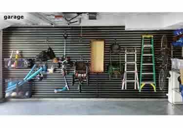 Slatwall Panels Colored
