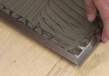 Schluter® Tile Edging - RENO-TK Profile large image 14