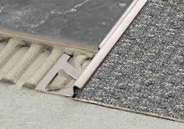 Schluter® Tile Edging - RENO-TK Profile