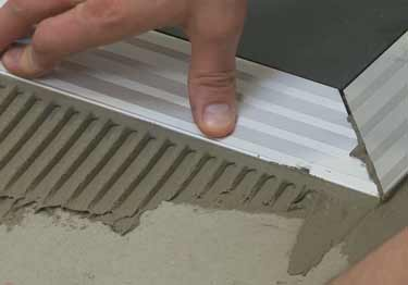 Schluter® Tile Edging | RENO Ramp and RENO Ramp K Profiles large image 3