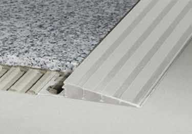 Schluter® Tile Edging | RENO Ramp and RENO Ramp K Profiles