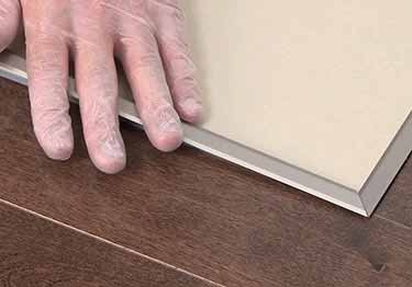Schluter® Tile Edging - RENO-T Profile large image 1