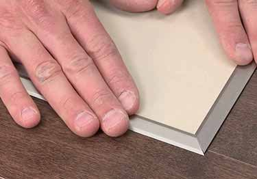 Schluter® Tile Edging - RENO-T Profile large image 3