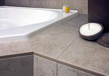 Schluter® JOLLY - Tile Edging Wall | Floor Profile large image 3