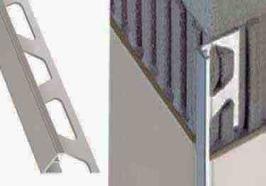Schluter® JOLLY - Tile Edging Wall   Floor Profile