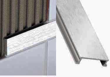 Schluter® DESIGNLINE - Tile Border   Edging Profile