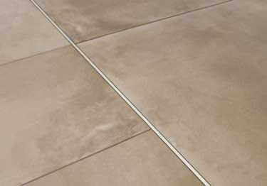 Schluter® DECO - Tile Floor Edging Profile large image 10