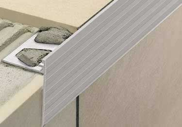 SCHLUTER® STAIR EDGING | SCHEINE STEP