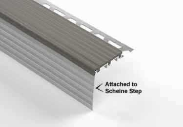 Schluter® Stair Nosing TREP-SE-S-B Profiles large image 15