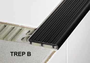 Schluter® Stair Nosing TREP-SE-S-B Profiles large image 8