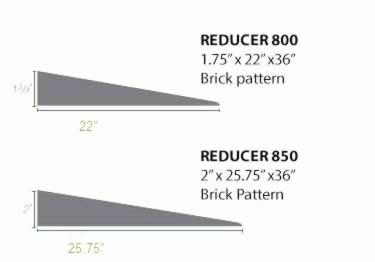 Extra Thick Floor Transition| Reducers large image 12