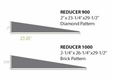 Extra Thick Floor Transition| Reducers large image 13