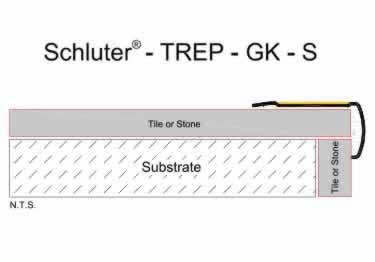 Schluter®-TREP-G and GK - Slip Resistant Stair Nosing Profile large image 16