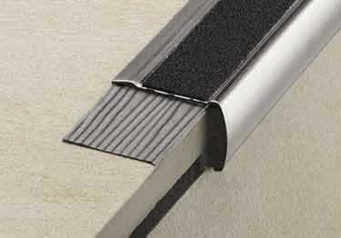 Schluter®-TREP-G and GK - Slip Resistant Stair Nosing Profile large image 17
