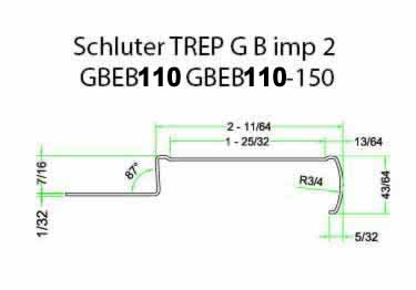 Schluter®-TREP-G and GK - Slip Resistant Stair Nosing Profile large image 7