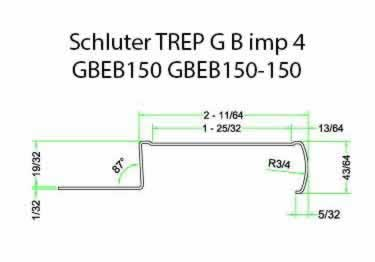 Schluter®-TREP-G and GK - Slip Resistant Stair Nosing Profile large image 9