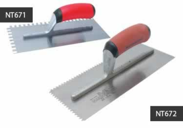 Marshalltown Tile Trowels large image 10