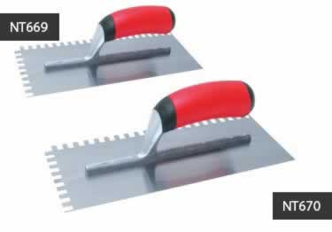 Marshalltown Tile Trowels large image 9