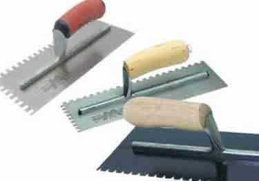 Marshalltown Tile Trowels