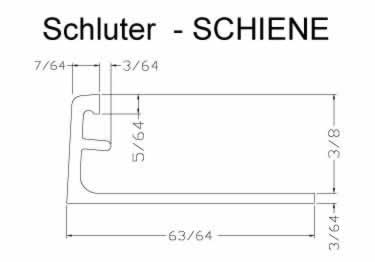 Schluter® SCHIENE Tile Edging large image 10