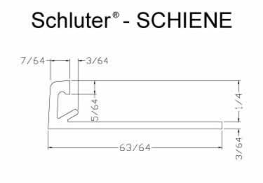 Schluter® SCHIENE Tile Edging large image 8
