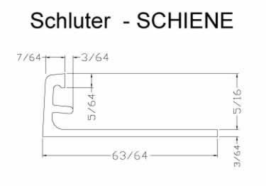 Schluter® SCHIENE Tile Edging large image 9