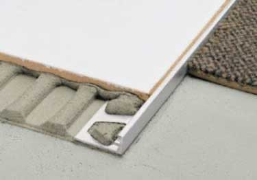Schluter® SCHIENE Tile Edging