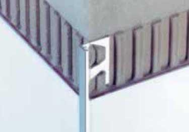 Schluter® SCHIENE  Wall and Countertop Edging
