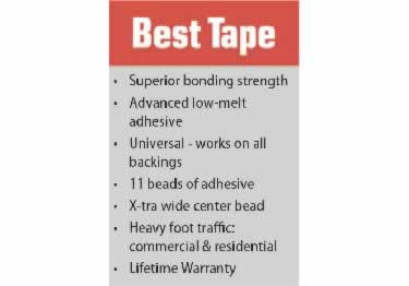 Carpet Seaming Tape and Iron large image 8