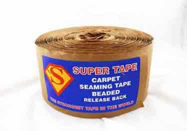 Carpet Seaming Tape and Iron
