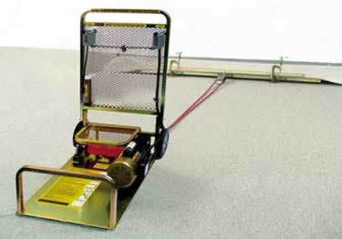 Carpet Puller by National Equipment NCE71