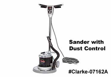 Floor Sanding Machine | Adapter | Clarke American Sanders large image 7