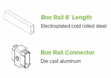 Mccue Cartstop Box Rail
