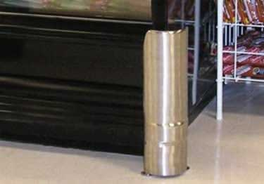McCue Stainless Steel Corner Guards large image 5
