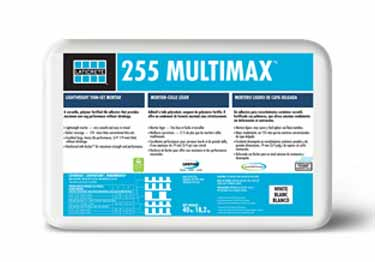 Laticrete® 255 Multimax™ Mortar large image 6