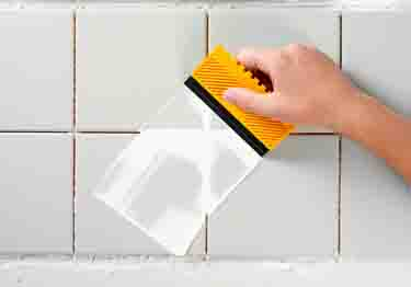 Tile Grout and Mortar