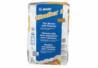 MAPEI® Ultraflex™ 2 - Professional-Grade Tile Mortar with Polymer large image 6