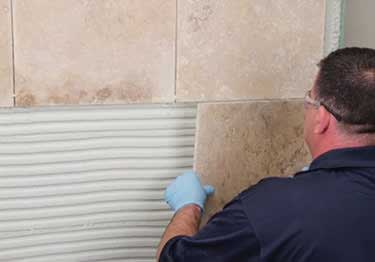 Tile Grout and Morter