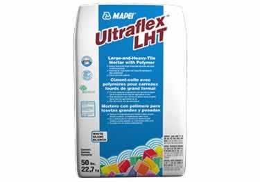 MAPEI® Ultraflex™ LHT™ - Premium-Grade Heavy Format Tile Mortar with Polymer large image 7