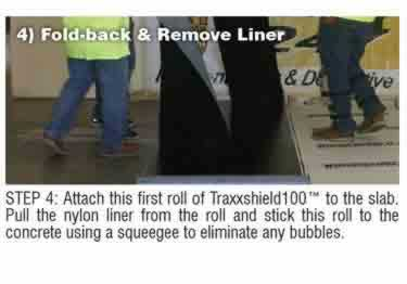 Concrete Moisture Barrier Peel&Stick by Traxx™ large image 10