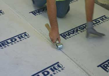 Concrete Moisture Barrier Peel&Stick by Traxx™ large image 3