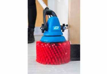Motor Scrubber Cordless Cleaning Machine large image 2