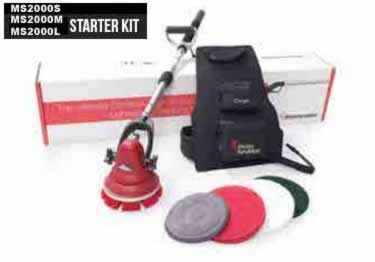 Motor Scrubber Cordless Cleaning Machine large image 8