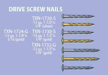 Carpet Tack Strip Concrete Nails by TRAXX™ large image 6