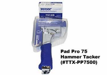 Carpet Hammer Tackers by TRAXX large image 7
