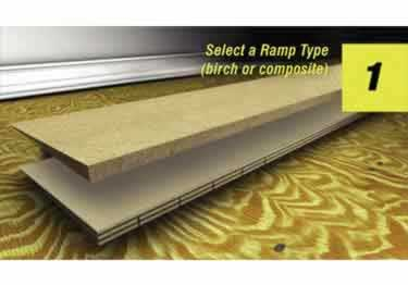 Carpet Shims and Ramps by TRAXX large image 6
